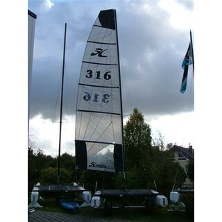 Segellatte HOBIE Tapered Foam: 1310 mm